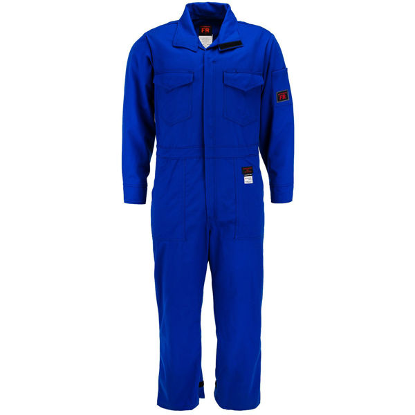 Picture of 2310 Deluxe Coverall - 9 oz 88/12, Unlined