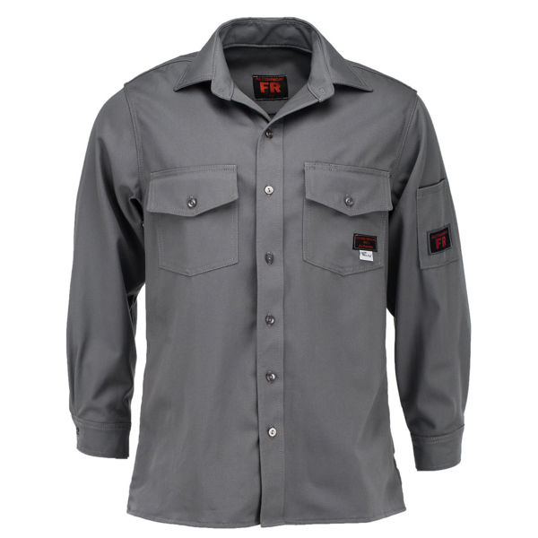 Picture of 1334-7 - Shirt - 7 oz UltraSoft®, Unlined