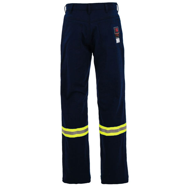 Picture of 1359R Work Pant - 9 oz UltraSoft®, Unlined w 3M Scotchlite®