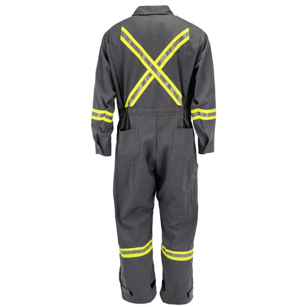 Picture of 5310R Deluxe Coverall - 7 oz Nomex® MHP, Unlined w 3M Scotchlite®