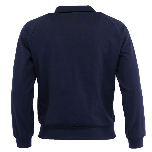 Picture of 34F13 Fleece Jacket - 14 oz ModCot, Single Sided w Collar & Zipper