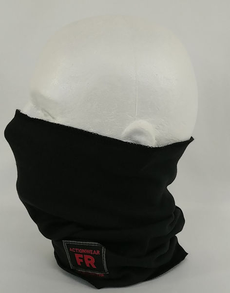 Picture of 34K-NECKG - 9.5 oz Rib Knit with Lycra® - Neck Guard