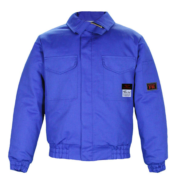 Picture of 1340M - Jacket - Bomber - 9 oz UltraSoft®, Quilt Lined