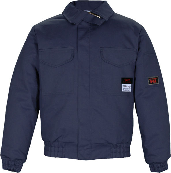 Picture of 1340S - Jacket - Bomber - 9 oz UltraSoft®, Summer Lined