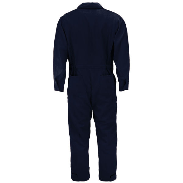 Picture of 7410-7 Deluxe Coverall - 7 oz Tecasafe™ plus, Unlined