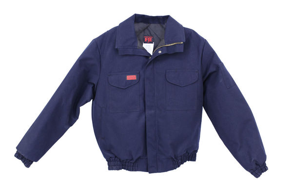 Picture of 8340DV - Jacket - Bomber - 6 oz Coated Nomex® IIIA, Nomex Lined