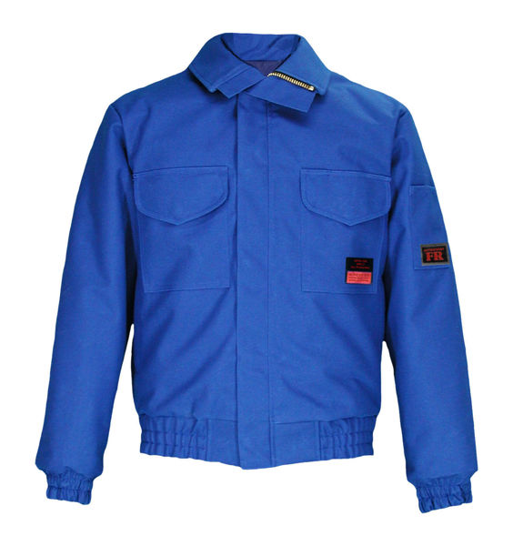 Picture of 8340SW - Jacket - Bomber - 6 oz Nomex® IIIA, Summer Lined with Nylon Wind Barrier