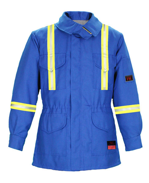 Picture of 8341SR - Jacket - ¾ Length - 6oz Nomex® IIIA, Summer Lined with WCB Trim