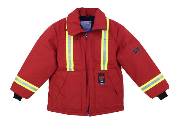 Picture of 83AJDWN - Jacket - Arctic - 5.5 oz Coated Nomex® IIIA, Down Lined with WCB Trim