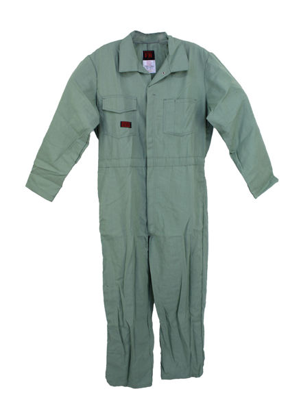 Picture of 8310S-4.5 - Coverall - 4.5 oz Nomex® IIIA,  Unlined