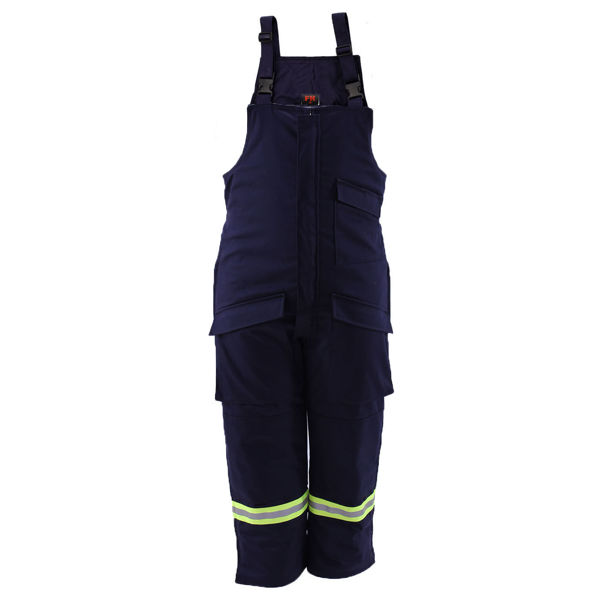 Picture of 13ABMA - Arctic Bib Pant - 8.5 oz UltraSoft® AllOut, Quilt Lined With Scotchlite®