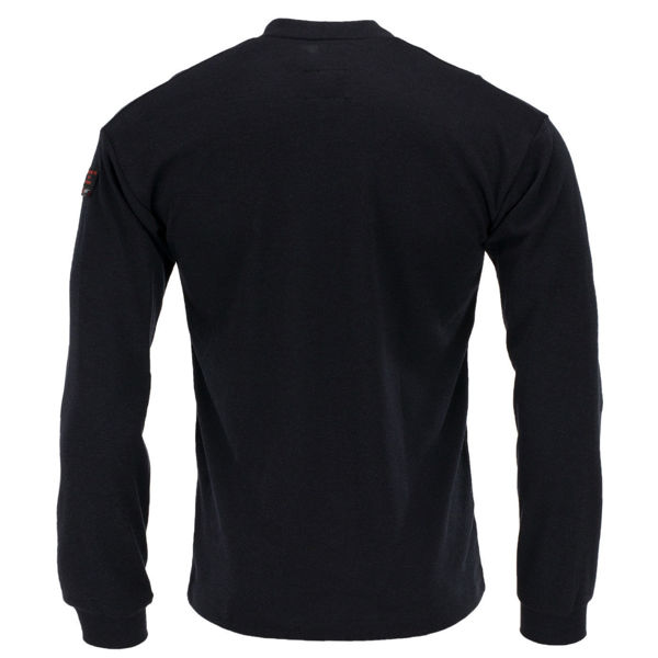 Picture of 74K06 Long Sleeve T-Shirt - 6.95oz PyroSafe Knit