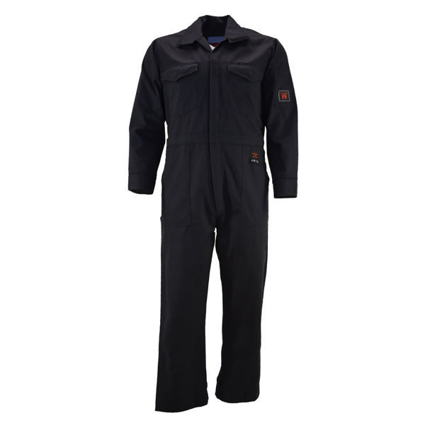 Picture of 1410 - Coverall - 9 oz 100% FR Cotton, Unlined