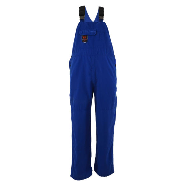 Picture of 7433-7 - Bib Pant - 7 oz Tecasafe™ plus, Unlined